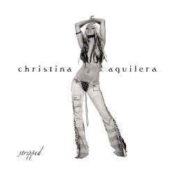 CHRISTINA AGUILERA - Stripped CD