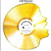 CLIFF RICHARD - 40 Golden Greats 2CD CD