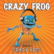 CRAZY FROG - Crazy Hits CD