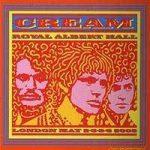 CREAM - Royal Albert Hall London CD