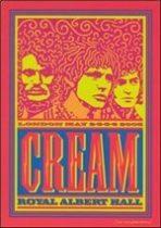 CREAM - Royal Albert Hall London DVD