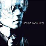 DARREN HAYES - Spin CD