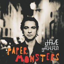 DAVE GAHAN - Paper Monsters CD