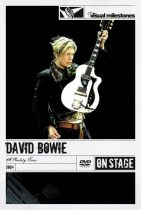DAVID BOWIE - A Reality Tour /Visual Milestones/ DVD