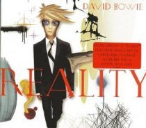 DAVID BOWIE - Reality CD