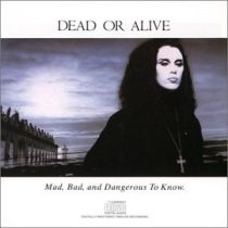 DEAD OR ALIVE - Mad,Bad And Dangerous To Know CD