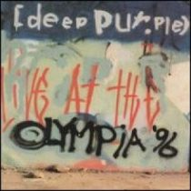 DEEP PURPLE - Live At The Olympia CD