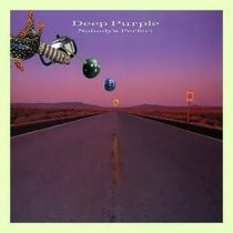 DEEP PURPLE - Nobody's Perfect CD
