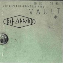 DEF LEPPARD - Vault The Greatest Hits CD