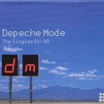 DEPECHE MODE - The Singles 81-98 / 3cd / CD