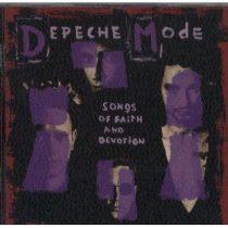 DEPECHE MODE - Songs Of Faith And Devotion CD