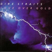 DIRE STRAITS - Love Over Gold CD