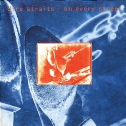 DIRE STRAITS - On Every Street CD