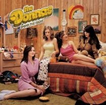 DONNAS - Spend The Night CD