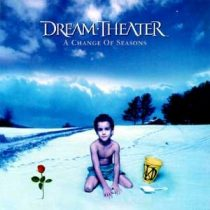 DREAM THEATER - A Change Of Season CD