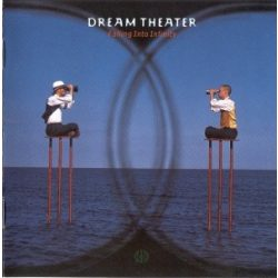 DREAM THEATER - Falling Into Infinity CD