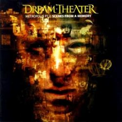 DREAM THEATER - Metropolis Part 2 CD