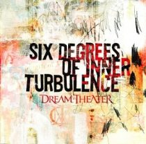 DREAM THEATER - Six Degrees Of Inner Turbulance CD