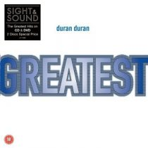 DURAN DURAN - Greatest /cd+dvd/ CD