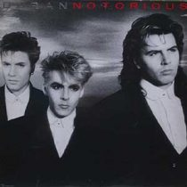 DURAN DURAN - Notorius CD