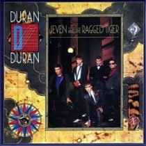 DURAN DURAN - Seven And The Ragged Tiger CD