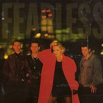 EIGHT WONDER - Fearless CD