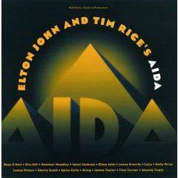 ELTON JOHN - Aida CD