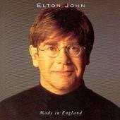 ELTON JOHN - Made In England CD