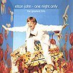 ELTON JOHN - One Night Only (Eu) CD