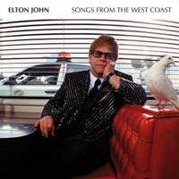 ELTON JOHN - Songs From The West Coast CD