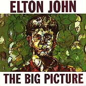 ELTON JOHN - The Big Picture CD