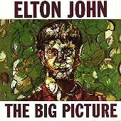 ELTON JOHN - The Big Picture CD