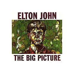 ELTON JOHN - Big Picture CD