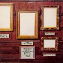EMERSON, LAKE & PALMER - Pictures At An Exhibition CD