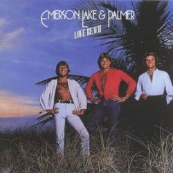 EMERSON, LAKE & PALMER - Love Beach CD