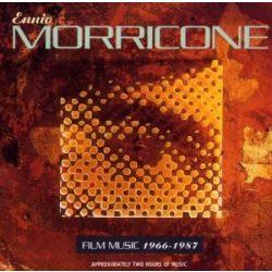 ENNIO MORRICONE - Filmmusik 1966 -1987 CD