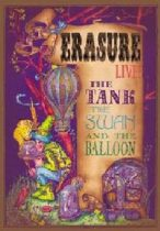 ERASURE - The Tank, The Swan And The Balloon DVD