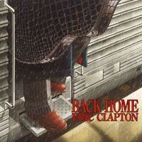 ERIC CLAPTON - Back Home /cd+dvd/ CD