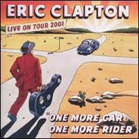 ERIC CLAPTON - One More Car, One More Rider / 2cd / CD