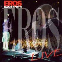 EROS RAMAZZOTTI - Eros Live CD