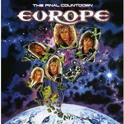 EUROPE - Final Countdown CD