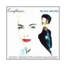 EURYTHMICS - We Too Are One + 5 bonus tracks digipack CD