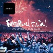 FATBOY SLIM - Fatboy Slim Live On Brighton B CD