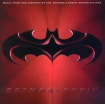 FILMZENE - Batman & Robin CD