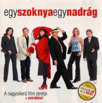 FILMZENE - Egy Szoknya Egy Nadrág CD