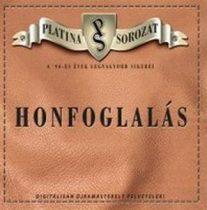 FILMZENE - Honfoglalás /platina/ CD