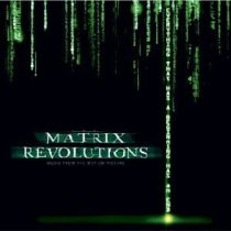 FILMZENE - Matrix Revolution CD