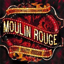 FILMZENE - Moulin Rouge CD