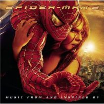 FILMZENE - Spider-man 2. CD