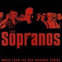 FILMZENE - Sopranos CD